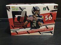 2020 Donruss Football Mega Box Sealed Box Auto Memorabilia Card Burrow Herbert☘️