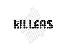The Killers Killerz vinyl sticker decal cd (window optional) car ipad dots