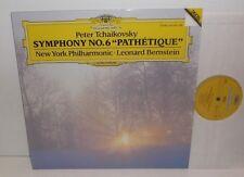 419 604-1 Tchaikovsky Symphony No.6 New York Philharmonic Leonard Bernstein