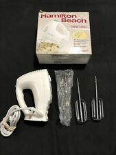 Hamilton Beach 6 Speeds Hand Mixer 62680B With Whisk Included