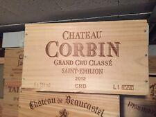 Chateau CORBIN 2012, 1x OHK6, Saint Emilion Grand Cru