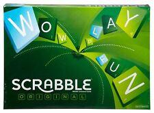 Mattel Scrabble Original Board Game