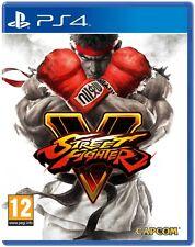 Street Fighter V (Playstation 4) NEW & Sealed