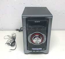 Sony MHC-EC98P Mini Hi-Fi Component System No Speakers or Subwoofer, Works