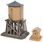 Walthers Trainline HO Scale Building/Structure Kit Water Tower and Shanty
