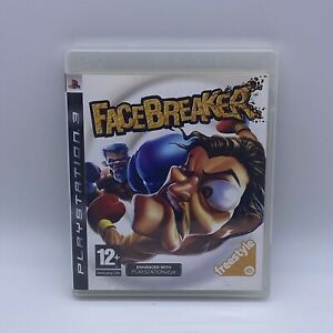 FaceBreaker (PS3) PEGI 12+ Sport: Boxing Highly Rated eBay Seller, Great Prices