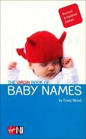 The Virgin Book Of Baby Names - Good Book Wood, Emily