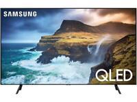"Samsung QLED Q70R 65"" Smart 4K UHD LED TV QN65Q70RAFXZA (2019)"