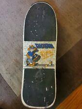 1987 Valterra Alley Cat Skateboard