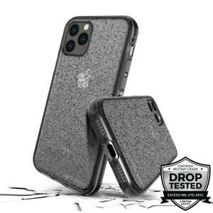 Prodigee Superstar iPhone 12 | Pro |Pro Max Clear Glitter Shockproof Case