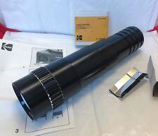 KODAK RETINAR 250 mm Carrousel projecteur S-AV2000 objectif
