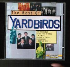 THE BEST OF YARDBIRDS  CD Laserlight 1997