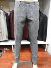 "Pantalon signé ""TRUSSARDI COLLECTION"" Taille:50  Réf: U10TRC1053 (Gris)"