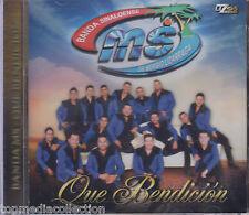 Banda Sinaloense MS De Sergio Lizarrga CD NEW Que Bendicion EL NUEVO BRAND NEW