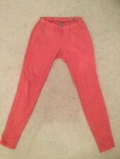 Coral Leggings Benetton