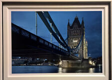 Tower Bridge VII FINE ART Photo Print by Frances aliefeh-mounted Open Edition