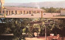 "Ukiah CA  ""The LaSalle Motel""  Postcard California * FREE US SHIPPING"