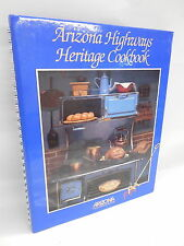 Arizona Highways Heritage Cookbook Recipe Guide Book Mexican Stews Meat Fish