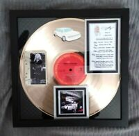 Dolly Parton GOLD AWARD  White Limozeen with add'l accessories & photo