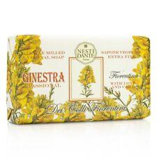 New Nesti Dante Dei Colli Fiorentini Triple Milled Vegetal Soap - Broom 8.8oz
