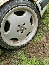 Mercedes W124 W202 W210 18 Inch Monoblock Reps Without Tyres