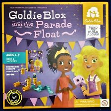 Goldie Blox and the Parade Float Construction Building Toy GolieBlox Engineering