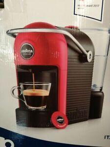 Lavazza A Modo Mio Jolie Kapsel-Kaffeemaschine, SCHWARZ WEIß