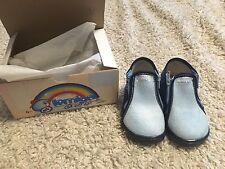 LEMIGO Hausschuhe Schuhe Sandalen Blau Gr 21