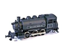 HO Rivarossi 0 6 0 Saddle Tank Locomotive Reliance Rock Co #1 in box