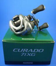 Shimano Curado 71 XG // CU71XG // Baitcasting Reel (Left Hand)