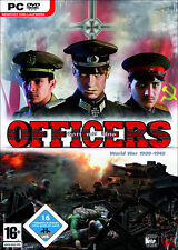 Officers - World War II: Operation Overlord (PC, 2008, DVD-Box)