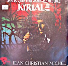 ++JEAN-CHRISTIAN MICHEL jesus que ma joie demeure/kyriale SP RIVIERA VG++