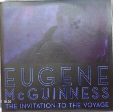 Eugene McGuiness - The Invitation To The Voyage Promo Album (CD) Collectable CD