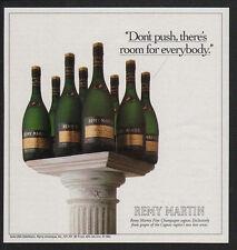 1994 REMY MARTIN Fine Champagne Cognac VINTAGE AD