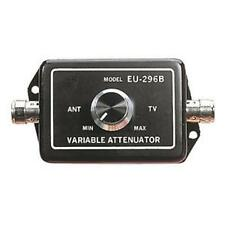 VARIABLE SIGNAL ATTENUATOR 0 - 20db