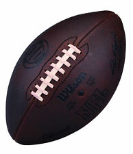 Nfl Wilson Official Duke 1941 - 1970 Throwback Football