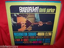 DAVID PARKER Balalaika! LP 1960's AUSTRALIA MINT- MONO TOP!!!