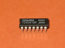 TC4047BP LOW POWER MULTIVIBRATOR TOSHIBA  QTY = 2