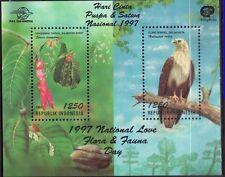 Indonesia 1997 - MNH - Vogels/Birds/Vögel  (Birds of Pray)