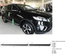 Bandes de protection de porte pour Kia Sorento III 2015- Seat Tarraco 2018-