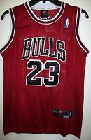 YOUTH Chicago BULLS #23 JORDAN  Jersey   RED, WHITE or BLACK S, M, L, XL  YOUTH