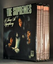 Diana ROSS & SUPREMES Orig. 2012 JAPAN Mini LP SHM-CD's x10 + PROMO BOX