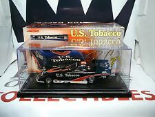 RON CAPPS U.S. Tobacco 2000 Camaro AUTOGRAPHED Funny Car 1:24 with Display NHRA