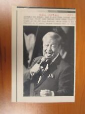 Vintage AP Wire Press Photo Jazz Singer Mel Torme, Velvet Fog, Night Court #6