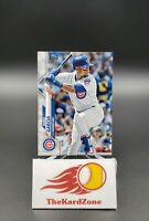 Robel Garcia 2020 Topps Series 1 Base Rookie Baseball Card #283 Chicago Cubs RC