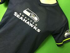 J461/100 NFL Seattle Seahawks Franklin Mesh Jersey Youth Medium 10-12