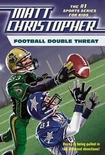 Football Double Threat (Paperback or Softback)