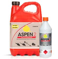 Aspen 2 Premium Quality Premixed at 50:1 2-Stroke Fuel (5 Litres)