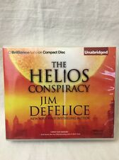 The Helios Conspiracy by Jim Defelice (2012, CD, Unabridged) Audiobook