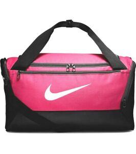 Nike BRASILIA Training XS Duffel Bag Rush Pink/White BA5961-666 e